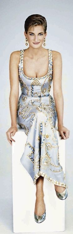Diana dress by Versace