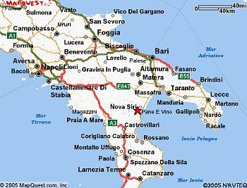 Nova Siri, Italy
