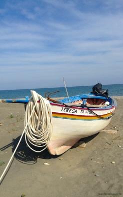 Ionian Sea, Italy