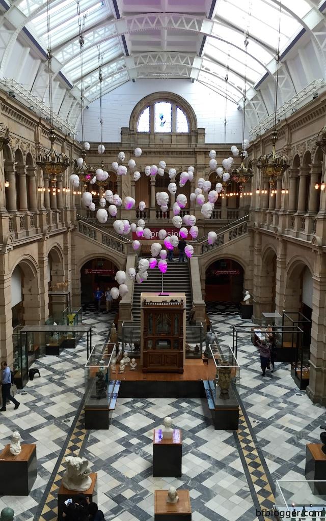 Kelvingrove Museum in Glasgow